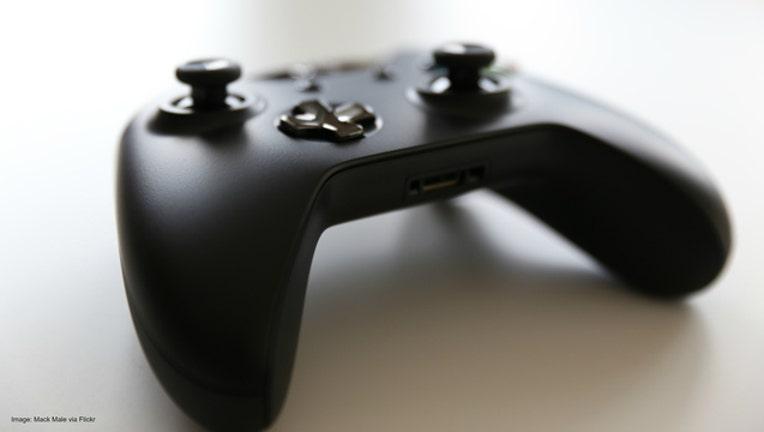 Xbox Controller file image-404023-404023