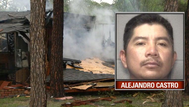 HURST HOUSE EXPLOSION Alejandro Castro