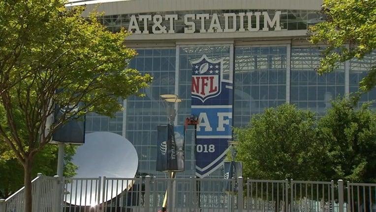 7c6df0b7-NFL DRAFT BANNER ATT STADIUM