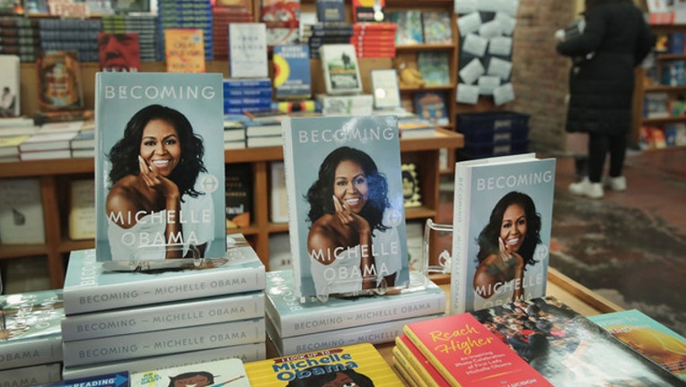8bd29c3f-Michelle Obama Becoming GETTY