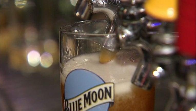 Blue Moon Beer-401096