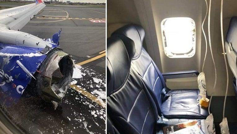Joe Marcus Marty Martinez Southwest Airlines Flight Landing-401096-401096-401096