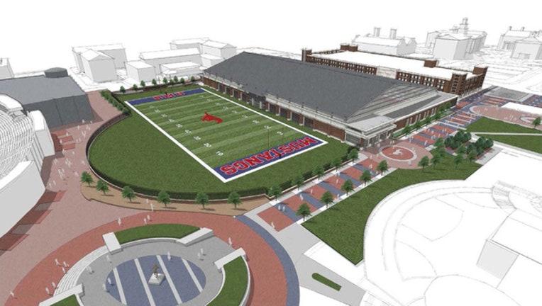 93f501f7-SMU football practice facility proposal