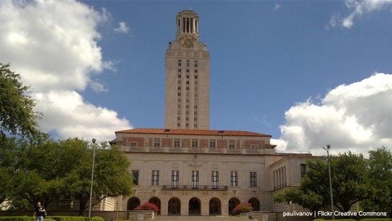 UT, University of Texas