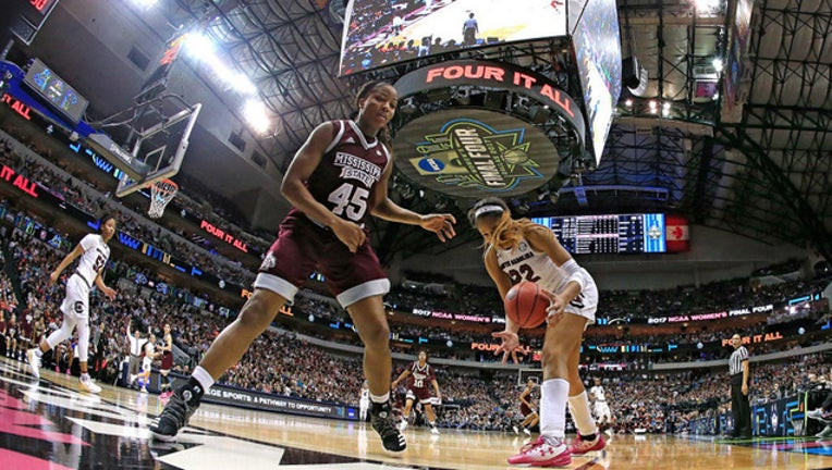 2017 Women's Final Four Dallas GETTY