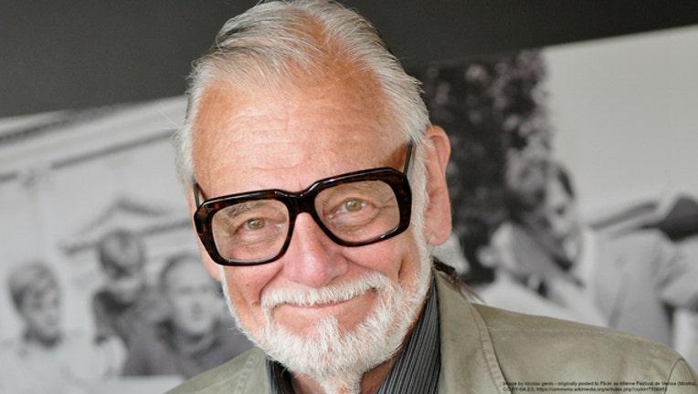Legendary filmmaker George Romero-404023