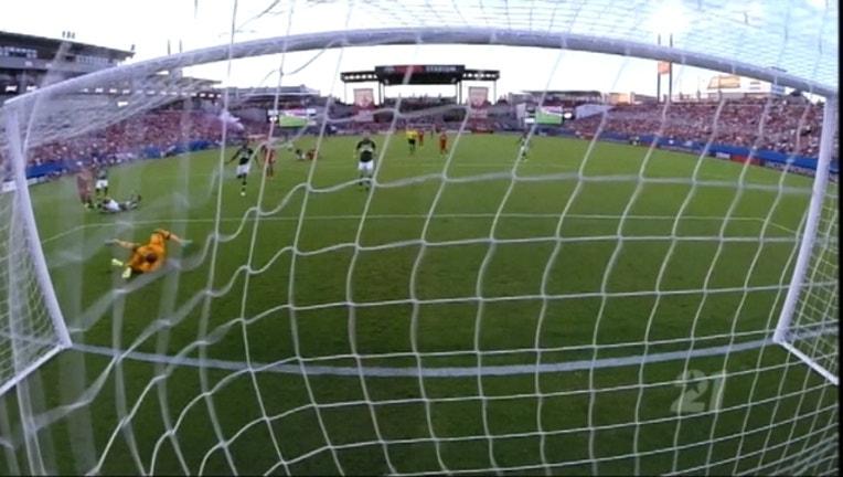 FC Dallas goal generic