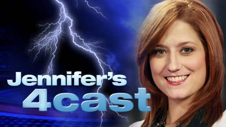Jennifer's Forecast