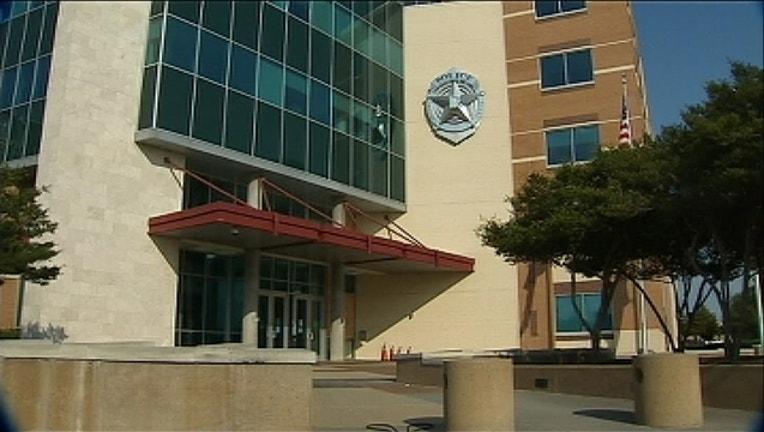 DPD headquarters