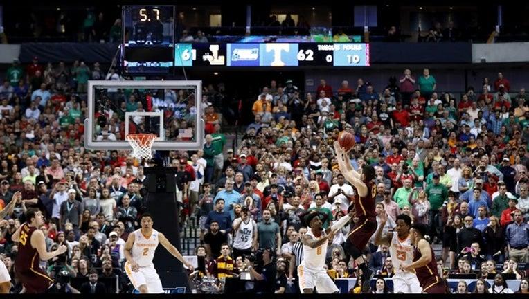 Loyola upsets Tennessee_1521335618406