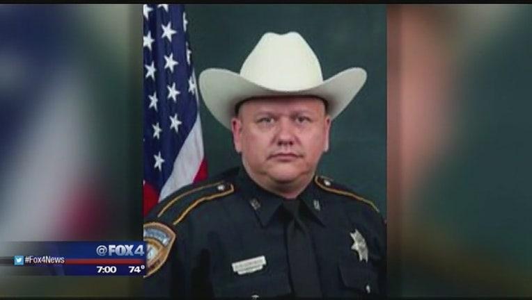Harris County deputy Goforth