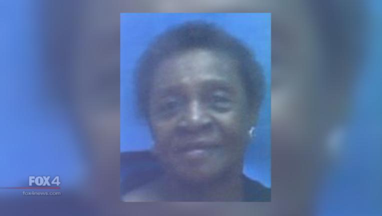 Verna Davis missing