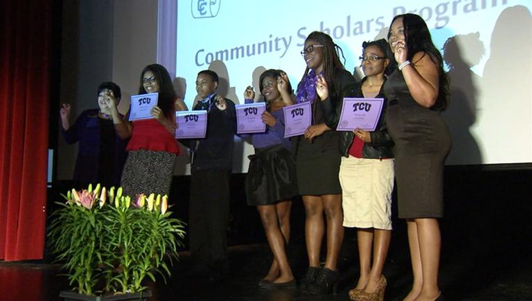 TCU Surprise Scholarships