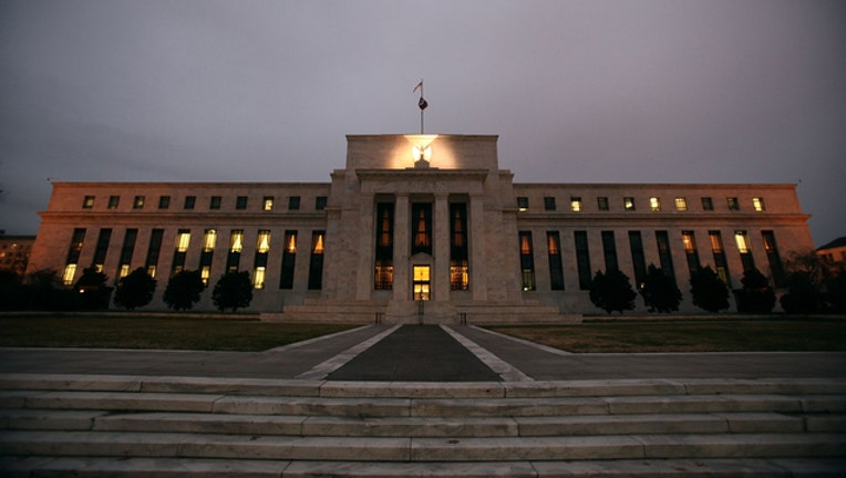 GETTY Federal Reserve 092618-401720