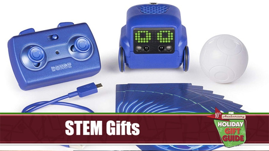 Make learning fun with these STEM gifts