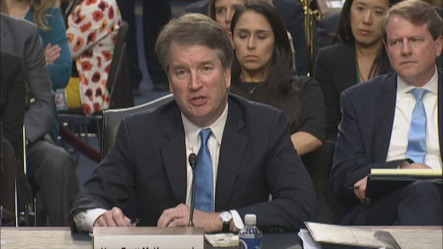 Brett Kavanaugh, sexual assault accuser say they're ready to testify