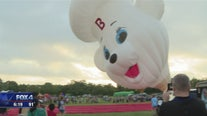 There's something for everyone at the Plano Balloon Festival