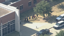 Lockdown lifted at Midlothian High School after 'unsubstantiated' threat
