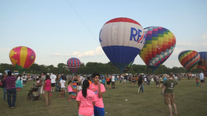Plano Balloon Festival happening this weekend at Oak Point Park