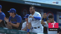 Rangers beat Yankees 9-4 in penultimate game at Globe Life Park