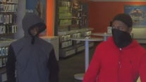 Police searching for armed robbers targeting North Texas cell phone stores