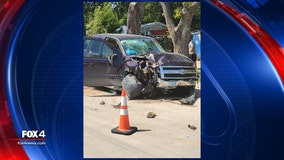 At least 4 injured in crash involving golf cart in Burleson