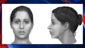 Composite sketch released for remains found in Parker County