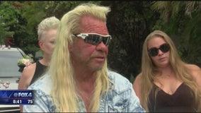 TMZ: Kevin Hart sex tape, Dog the Bounty Hunter's medical scare