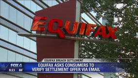 Equifax asks consumers to verify settlement claim