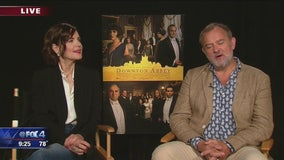 Downton Abbey makes it to the big screen Friday