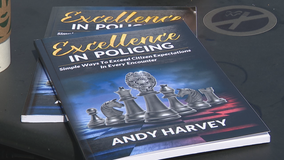 New book from former Dallas officer emphasizes community policing