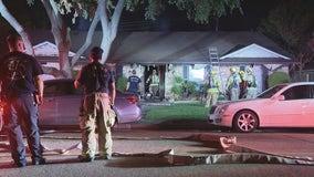 Family escapes northeast Dallas house fire