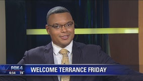 Good Day welcomes Terrance Friday