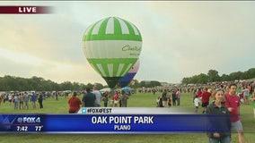 Plano Balloon Festival Day 2 Preview