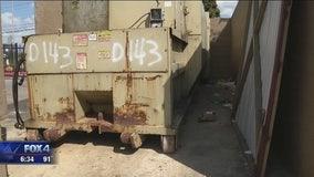 Newborn found near dumpster at Arlington apartment complex