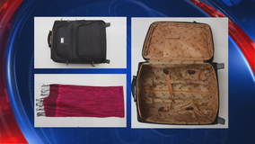 Arlington police release images of items found with newborn baby near dumpster