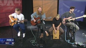Indie-rock band 'Flor' stops for show in Dallas