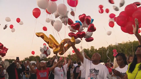 Loved ones honor Andre Emmett at his former high school