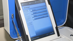 Tarrant County receives new touchscreen voting machines
