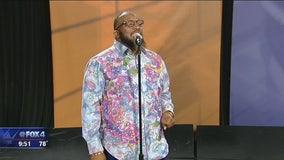 Gospel singer Marvin Sapp now calls North Texas home