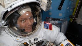 NASA astronaut accused of stealing identity, accessing bank account of estranged wife while in space