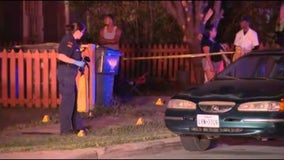 Two killed in East Oak Cliff drive-by shooting