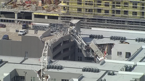 Deadline looms for residents to claim property after deadly crane collapse