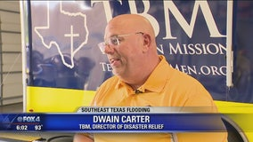 Texas Baptist Men among North Texas groups helping out Imelda flooding victims