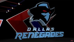Dallas' XFL franchise will be called the Renegades
