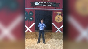 7th grader auctions prized pig at county fair for $15K, donates all of the proceeds to St. Jude