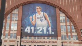 Dallas votes to rename street in front of AAC Nowitzki Way