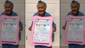 Frisco grandmother excited for first day of senior day care