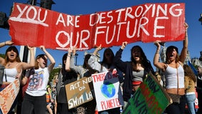 'I want a future': Global youth protests urge action on climate change