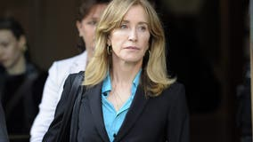 Actress Felicity Huffman sentenced to 14 days in prison in college admissions scandal